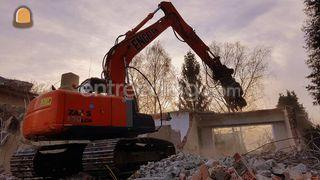 Hitachi Zaxis 130 LCN Omgeving Herentals, Turnhout
