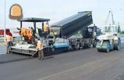 asfaltwerker Omgeving Delft