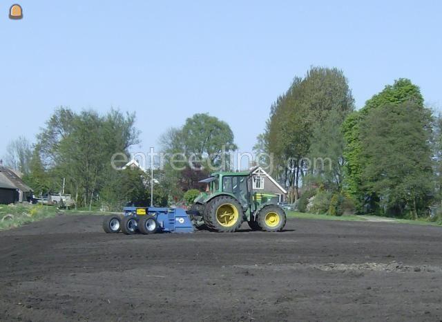 Tractor + kilver AP LRS 3000