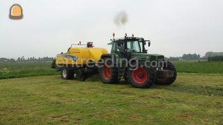 Fendt + New holland 9070 Omgeving Culemborg