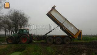 Fendt 924 +  carrier Omgeving Culemborg