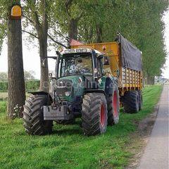Fendt + Veenhuis sw 400 Omgeving Culemborg