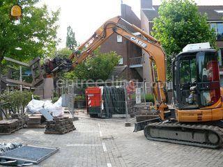 Case CX50B Omgeving Hoekse Waard