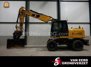 CAT M316D Omgeving Eindhoven