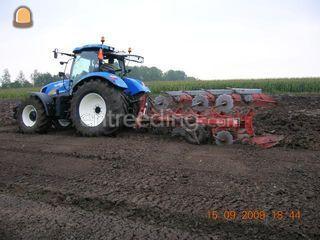 Ploegen Omgeving Culemborg