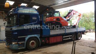 Scania G 480 Omgeving Tiel
