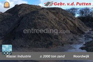 Zand Omgeving Leiden