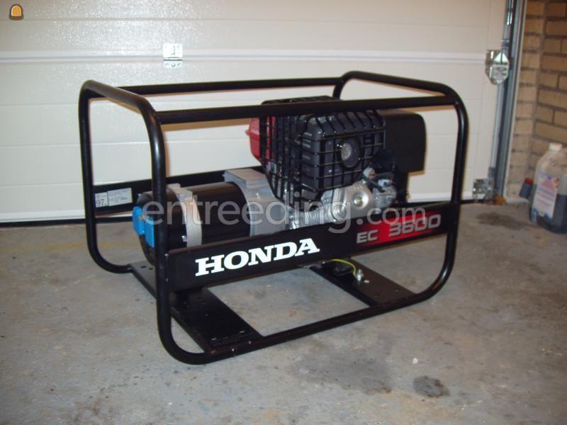Aggregaten Honda EC 3600
