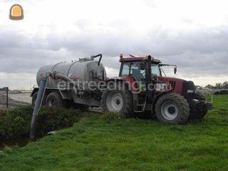 Tractor + waterwagen Omgeving Leiden