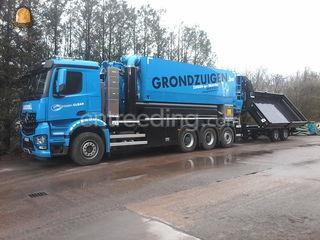 verhuur grondzuigwagen en... Omgeving Gent