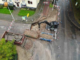 Grondwerken Omgeving Rotterdam
