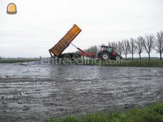 trekker + baggerkipper Omgeving Hoorn