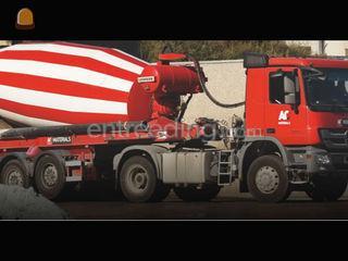 betonmixers voor transpor... Omgeving Gent