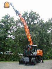 Hitachi 140w-5 + LMB Omgeving De IJsselsteden