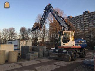 Liebherr a314 Omgeving De IJsselsteden