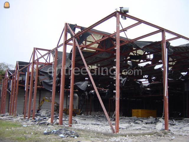 Op-/ afbraakwerken / sloopwerken Alle voorkomende sloopwerken