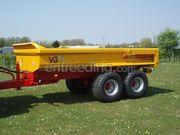 Tractor + kipper VGM grondkar