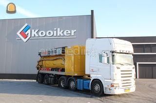 Scania R440 grind zuig-/b... Omgeving Meppel