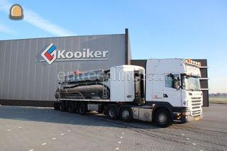 Scania R560 grind zuig-/b... Omgeving Meppel