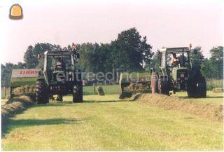 Tractor + claas  Omgeving Amersfoort