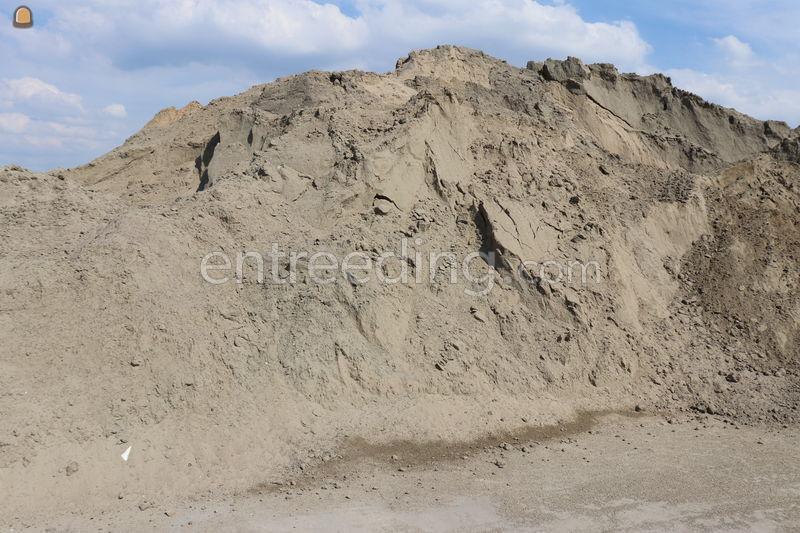 Zand voor zandbed