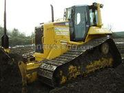 Bulldozer CATERPILLAR D6N LPG