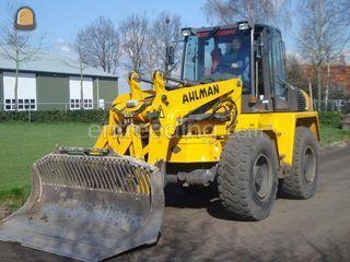 Ahlmann AZ 150 Omgeving Breda