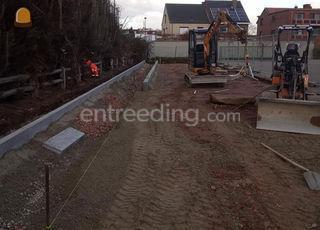 kleine grondwerken Omgeving Herentals, Turnhout