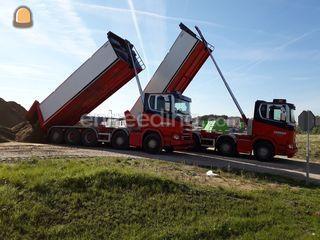 Scania G450XT 10x4 Omgeving Amersfoort