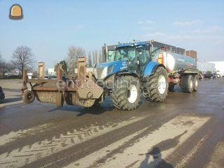 New Holland + Vaia 14M3 Omgeving Voorne-Putten