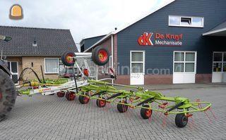 Claas Volto 1100 Omgeving Hilversum