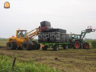 Transport van balen Omgeving Hilversum