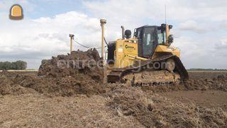 Bulldozer Omgeving Goes