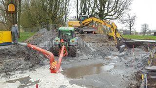 Tractor + pompen Omgeving Alkmaar