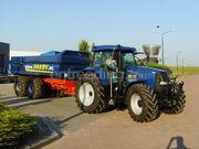 Tractor + kipper Case CVX 150