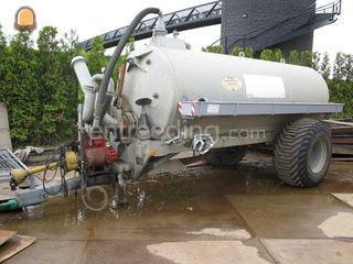 Waterwagen Omgeving De Drechtsteden