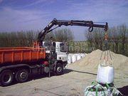 Zand Stopzand in bigbag