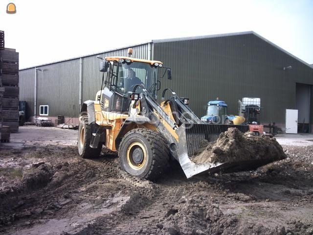 Wiellader / shovel JCB 426 agri