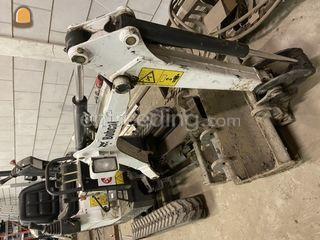 Bobcat E10 Omgeving Gouda