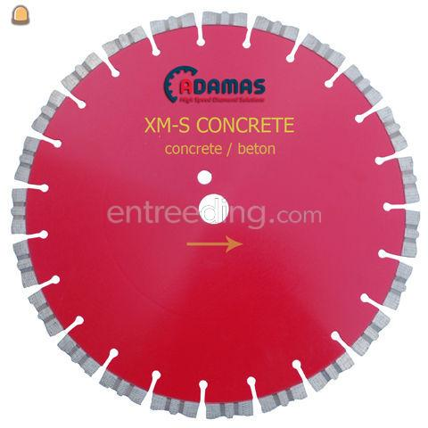 Diamantgereedschap Arix droogzaag X-MS Concrete