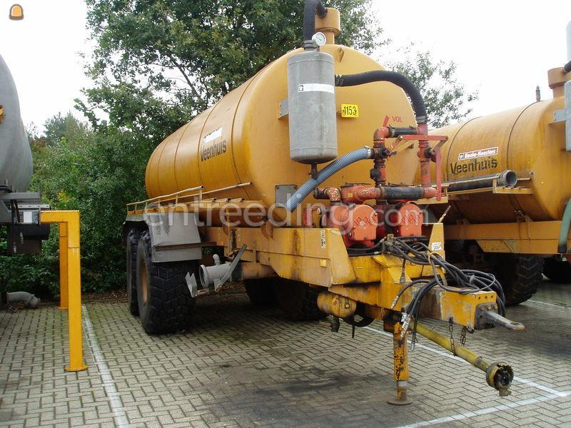Waterwagen 13m3