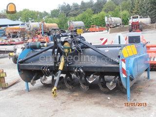 Tractor+ diepspitter Omgeving Kempen