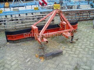 Tractor + rubber schuif Omgeving Kempen
