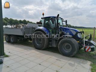 10 tons kipper met afdek ... Omgeving Culemborg