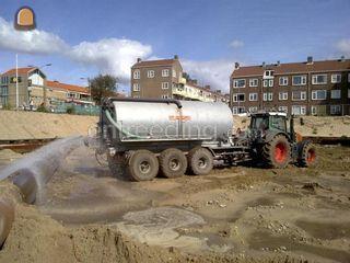 fendt 828+ 27m3 tank Omgeving Schagen