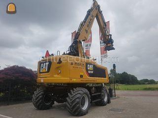 Caterpillar M 316F+GPS Omgeving Roosendaal