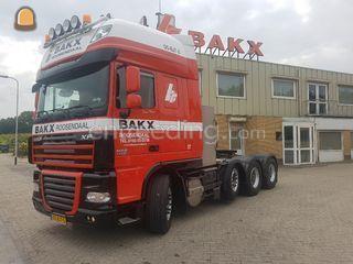 DAF XF105.510  8x4 Omgeving Roosendaal