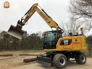 Caterpillar M 318F+GPS Omgeving Roosendaal