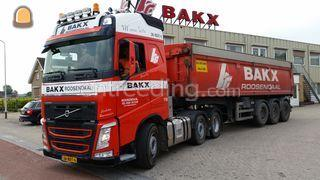 Volvo FH 460 6x2 Omgeving Roosendaal