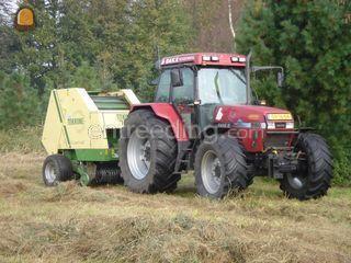 Claas Arion 620 Omgeving Roosendaal